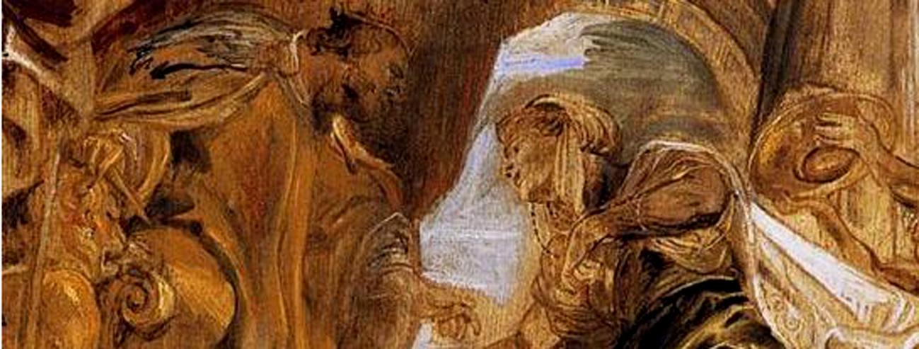 Król Salomon i Królowa Saby